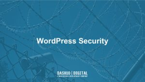 Deter, Defend, Prevent; A Tactical Approach to WordPress Security